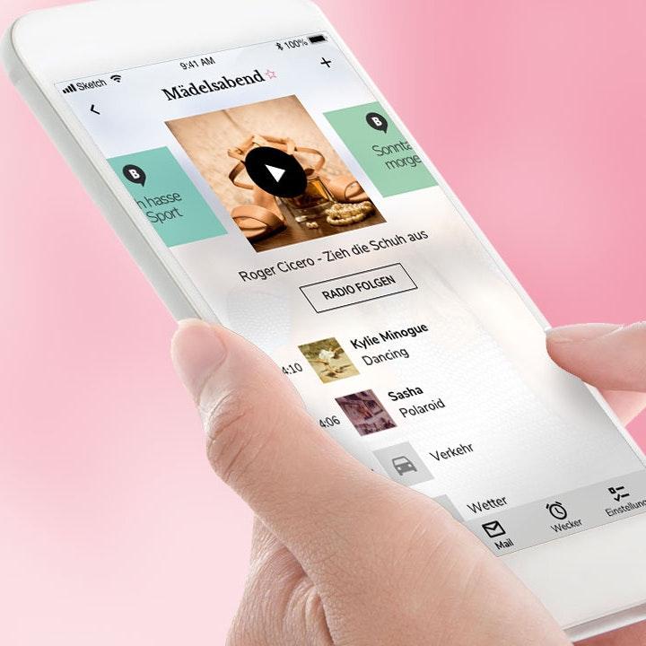 barba radio App