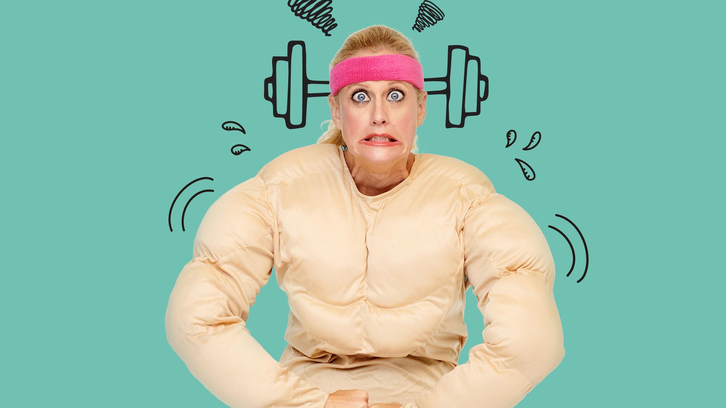 barba radio - Ich hasse Sport