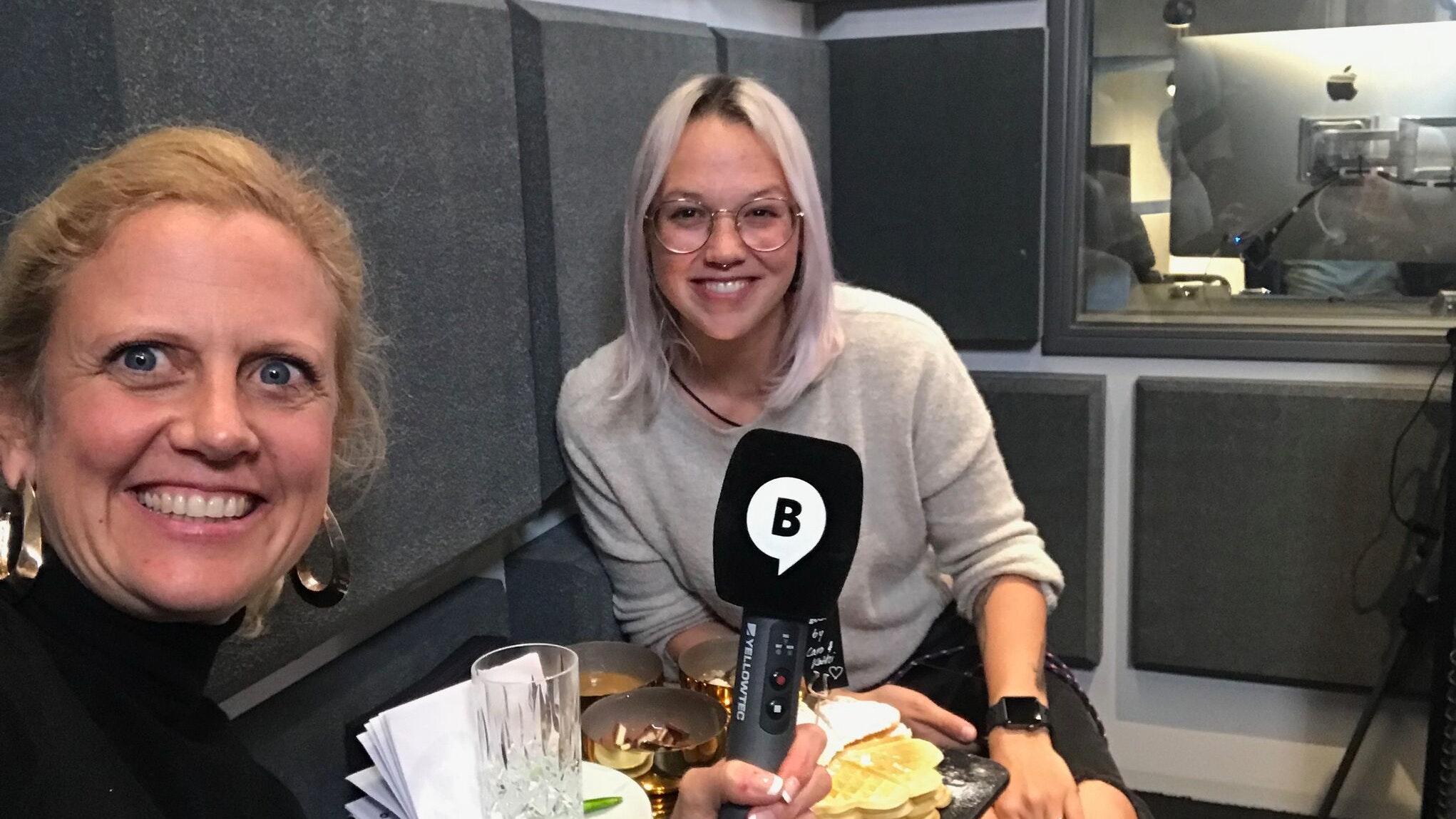 Stefanie Heinzmann mit Barbara