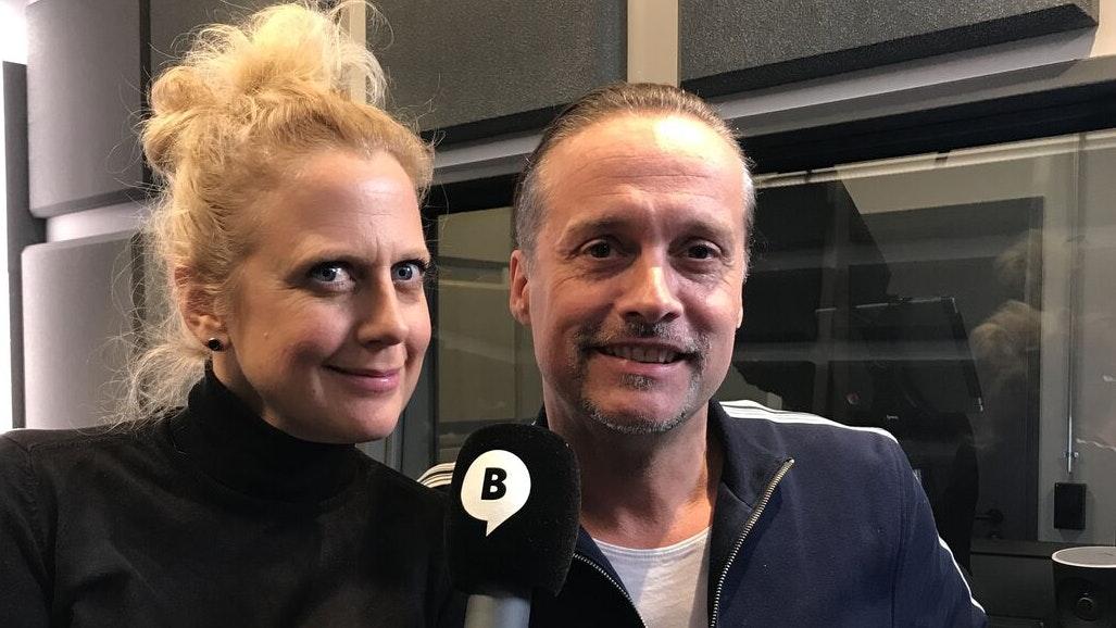 Barbara Schöneberger und Alex Christensen